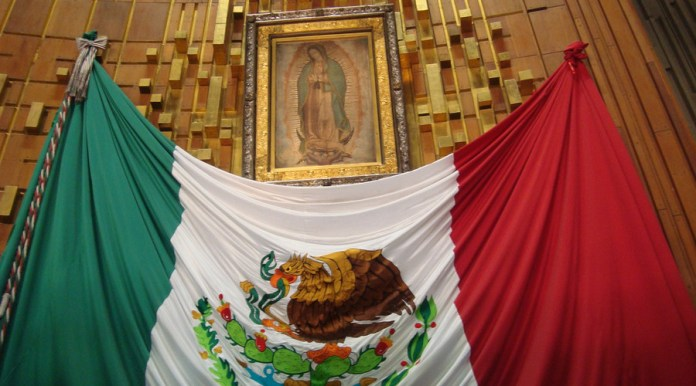 Exhibition of the Virgin of Guadalupe