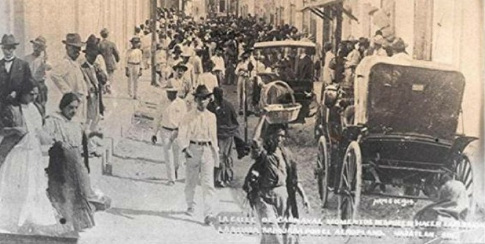 Mazatlán: the first bombed city in America