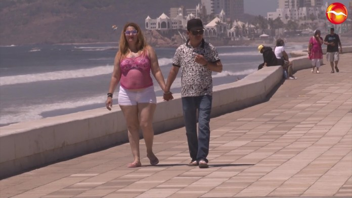 Out of every 10 tourists in Mazatlán, only 6 wear face masks