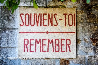 REMEMBER Oradour-sur-Glane