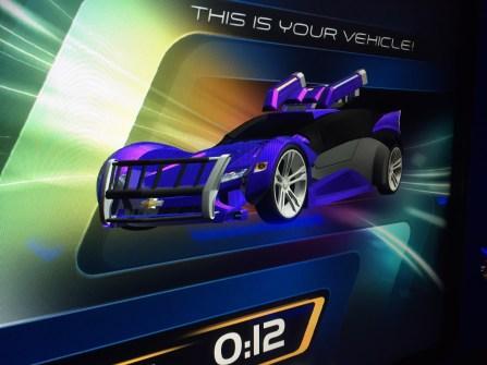 Jodi's vehicle