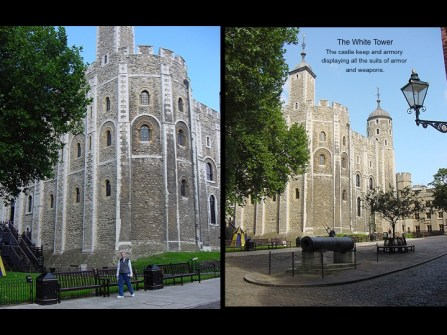 The White Tower (Castle Keep)