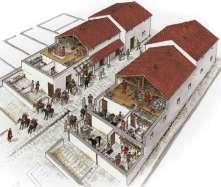 Rendering of Barracks