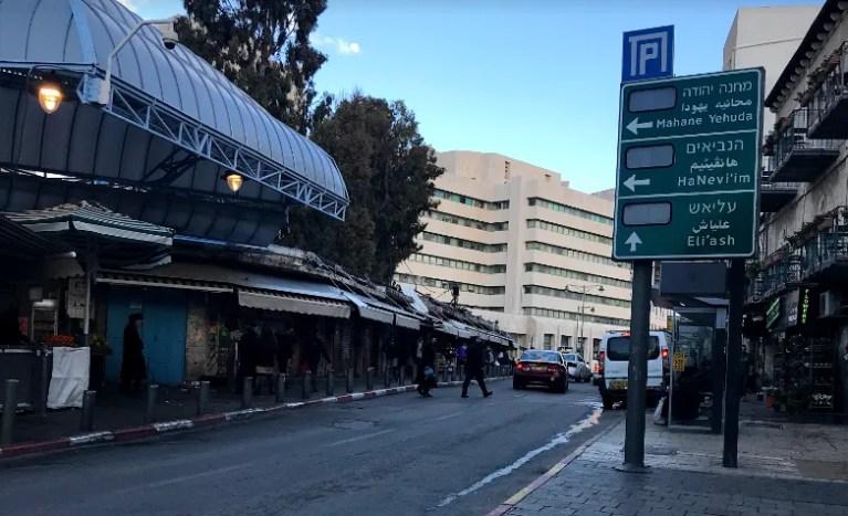 Sabbath begins in Jerusalem