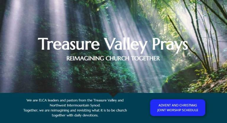 re-Imagining church together