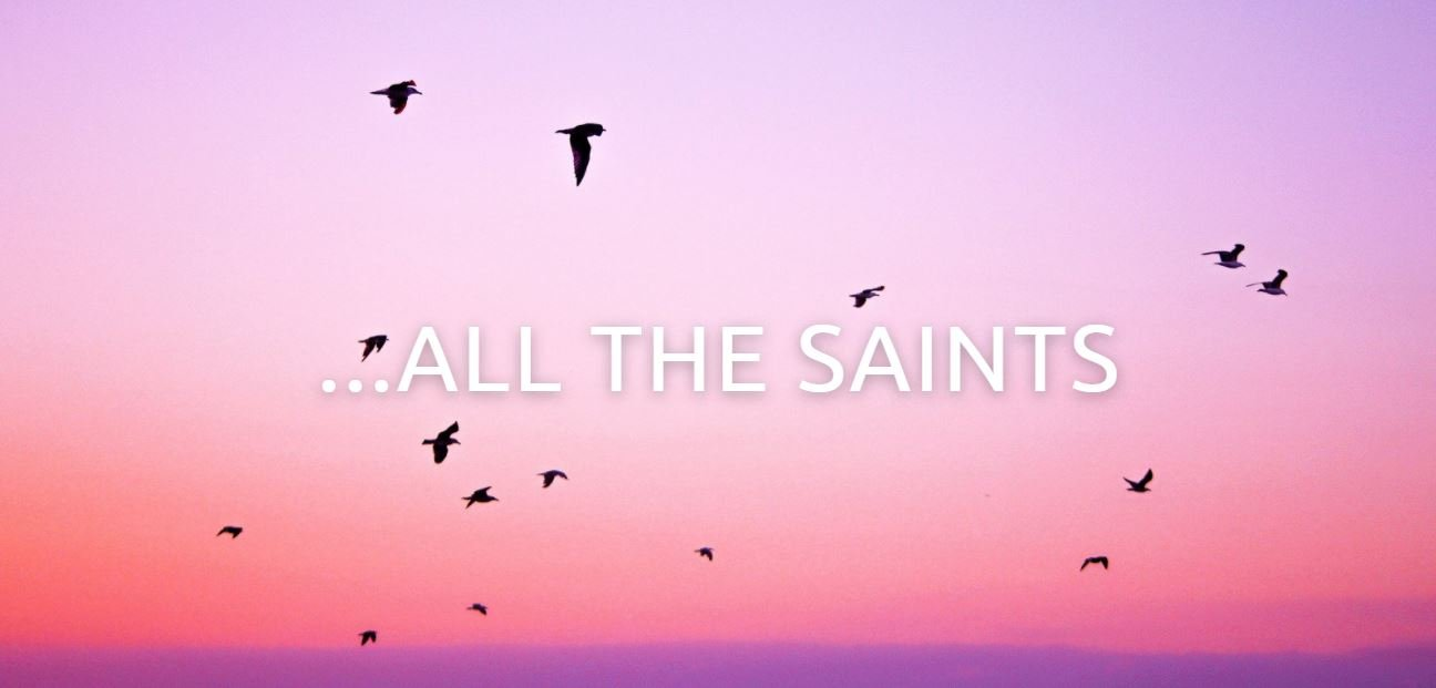 Created for Community…With All the Saints