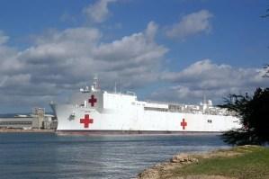 Mercy floating hospital