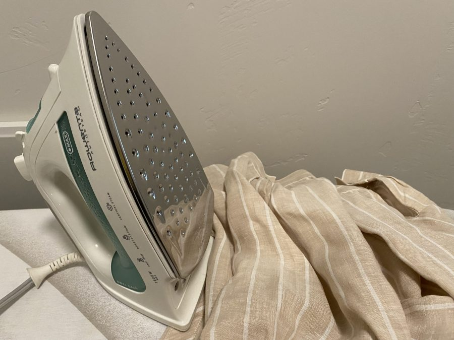 Read more about the article Ironing a Messy Life