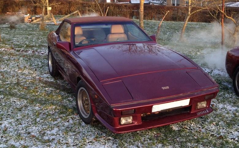 Frank's 350i, 1988, RHD