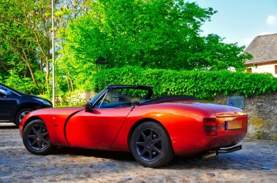 Bille - 1995 TVR Griffith 500HC - 13
