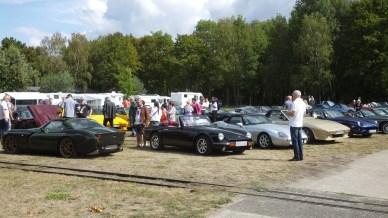 TVR Deutschlandtreffen 2018 in Potsdam - Ziegeleipark Mildenberg (1)