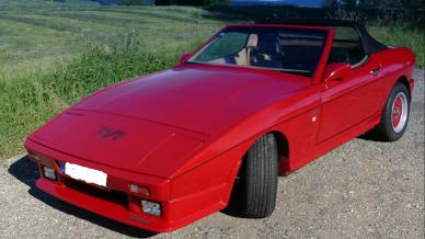 Rainer's TVR 350i LHD 1986 (7)
