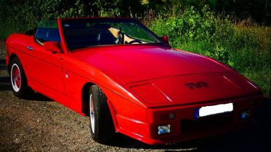 Rainer's TVR 350i LHD 1986 (9)