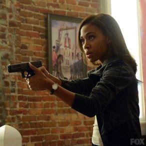 Abbie gets her gun Sleepy Hollow