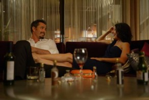 Abby meets a male escort in Vegas on Girlfriends' Guide to Divorce