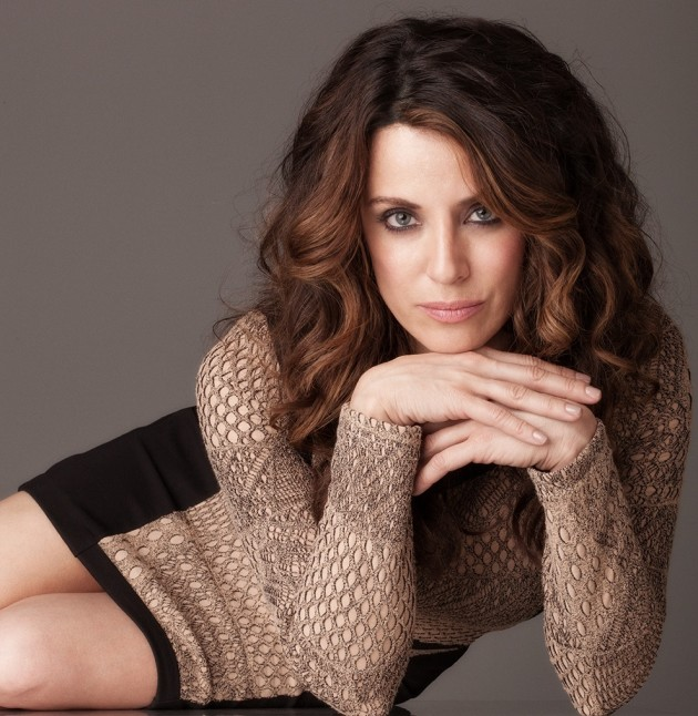 Alanna Ubach plays Jo on Girlfriends' Guide to Divorce