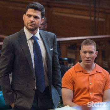 Joe Proctor represents Tommy in court on Power