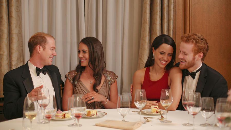 William, Kate, Meghan, Harry in Lifetime movie