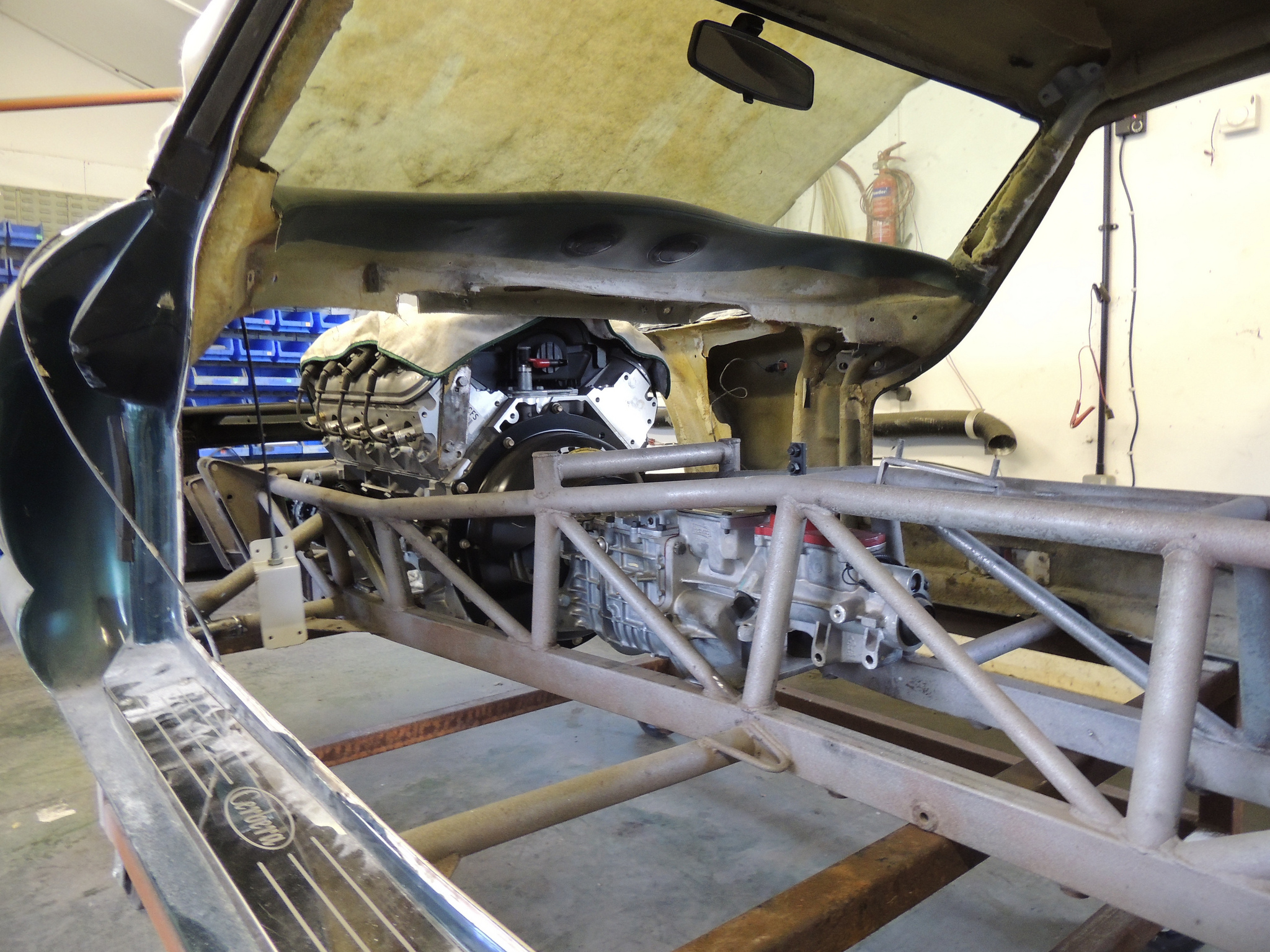 Cerbera Chassis Update Tvr Engineering