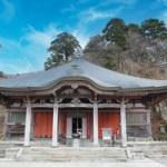 大山寺・本堂