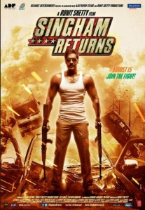Singham Returns trailer movie poster