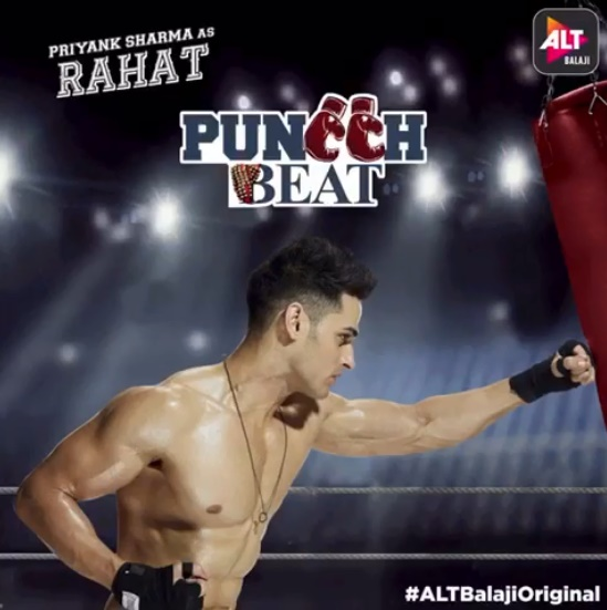 'Puncch Beat' Alt Balaji Web Series Wiki, Cast, Story, Start Date| Poster | All character real name