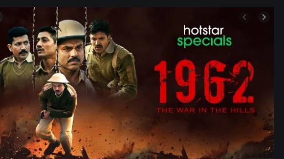 '1962: The War In The Hills' Wiki, Cast Real Name, Reviews, Hotstar Web Series Story| TvSerialinfo