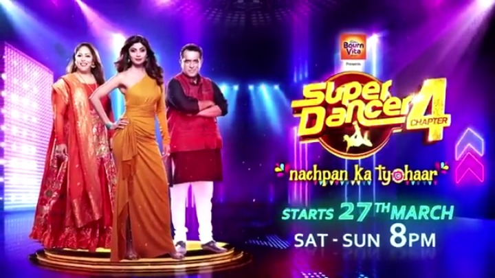'Super Dancer' Chapter 4 Contestants List – Season 2021| TvSerialinfo