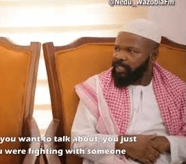 Alhaji Musa In The Interview (Part One) [Comedy Video]