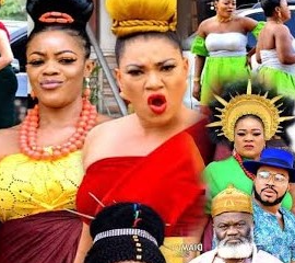 Daughters Of The Throne 1 & 2 [Nollywood Movie]
