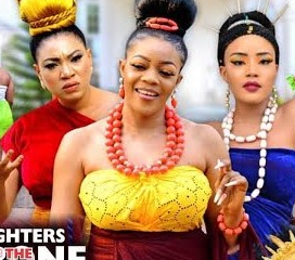 Daughters Of The Throne 3 & 4 [Nollywood Movie]