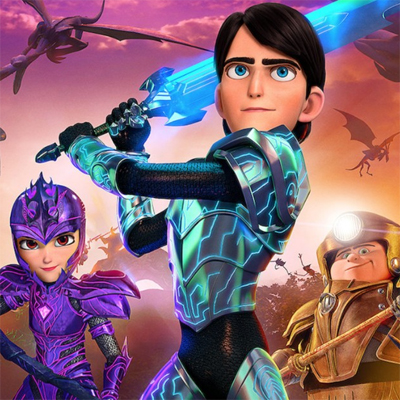 Trollhunters Rise of the Titans (2021)