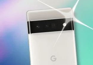 Google Just Showed Off The Actual Pixel 6 For The First Time