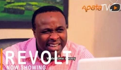 Revolt [Yoruba Movie]