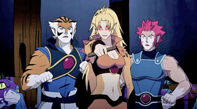 ThunderCats TV series preview |Thunder Cats Reboot
