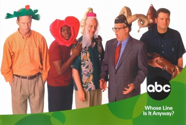 Whose Line Is It Anyway? - canceled + renewed TV shows ...