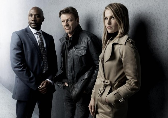 Legends TV Show on TNT: season 2 premiere