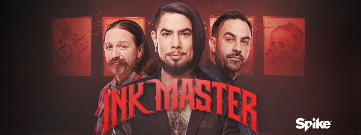 Image result for ink master logo