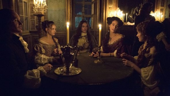 Versailles: Ovation Previews Lavish Historical Drama ...