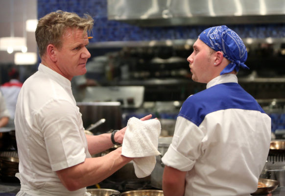 Hell's Kitchen: Season 17; Gordon Ramsay Previews the ...