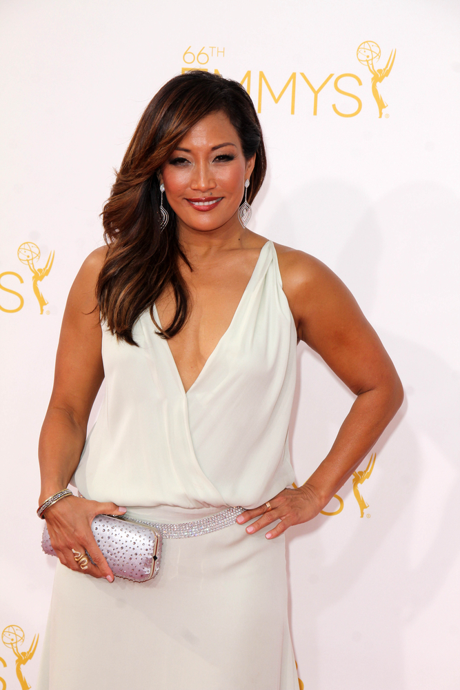 The Talk: Carrie Ann Inaba Officially Joins the CBS ...