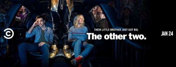 The Other Two TV Show on Comedy Central: Ratings (Cancel ...