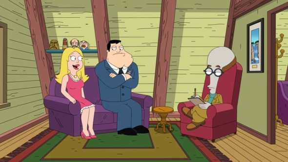 American Dad! TV show on TBS: canceled or renewed for season 16?