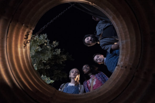 Utopia TV show on Amazon Prime Video: canceled or renewed for season 2?