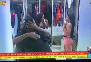 BBNaija 2019: Housemates Not Happy As Tacha And Seyi Return (Video)