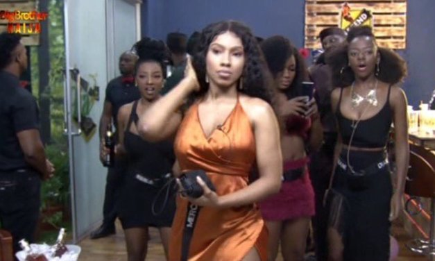 BBNaija 2019: Watch Saturday Night Party (Live Video)