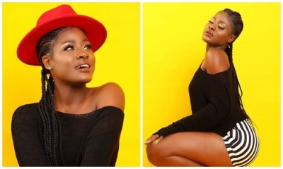 Beautiful Photos of BBNaija star, Alex Unusual