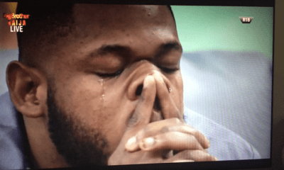 BBNaija 2019: Why Frodd cries the hell after Esther's eviction