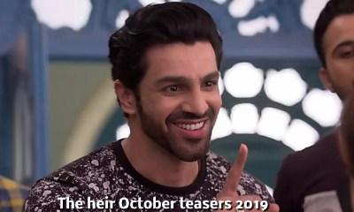 The Heir 5 November 2019
