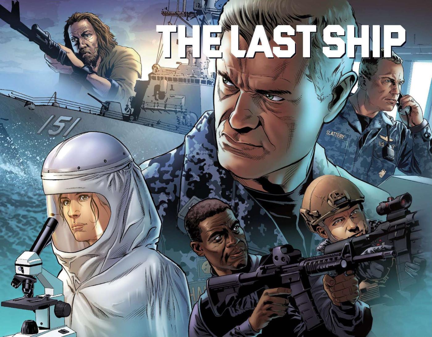 The Last Ship Netflix